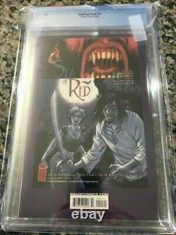 Walking Dead # 19 Cgc 9.4 1st App Michonne Zombie Bondage Key Rare 2005 Image