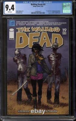 Walking Dead #19 Cgc 9.4 (w) 1ère Apparition De Michonne