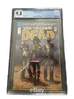 Walking Dead 19 Cgc 9.8 1er Apparence De Michonne