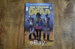 Walking Dead # 19 Première Apparition, Couverture De Michonne Moore (juin, 2005) Vf / Nm