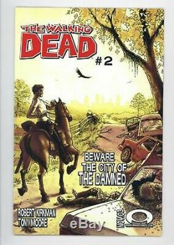 Walking Dead # 1 1er Imprimer Presque Get Graded! État Incroyable! Menthe