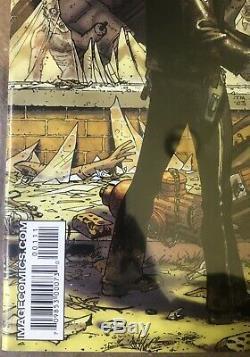 Walking Dead # 1 1ère Impression Rare Mature White Label 1ère Apparition Rick Grimes