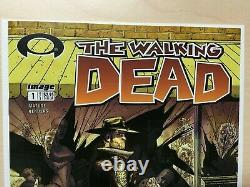 Walking Dead #1 (2003) 1st Print Nm Comic First Printing Forget Cgc Buy Raw