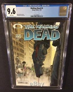Walking Dead # 1 2 3 4 5 6 Bandes Dessinées Toutes Les Cgc Sont Classées 9,6 Nm + 1ères Impressions + Promos