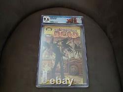 Walking Dead #1 9.6 Cgc. Première Rick Grimes