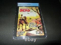 Walking Dead 1 Cgc9.4 Nm, 1st Print (image 2003) 1er Rick Grimes (j/d)