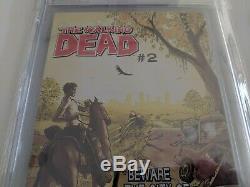 Walking Dead 1 Cgc 9.4 1ère Impression White Label 1ère Apparition Rick, Carl, Etc.