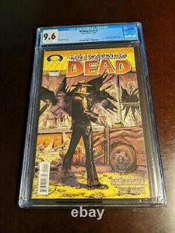 Walking Dead #1 Cgc 9.6 Première Impression