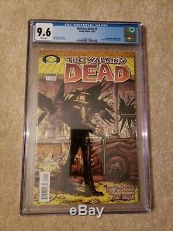 Walking Dead 1 Cgc 9.6! Super Affaire! Image Bande Dessinée, Kirman, Numéro Clé