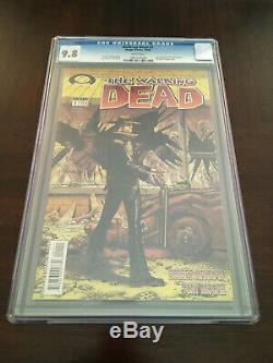 Walking Dead 1 Cgc 9,8