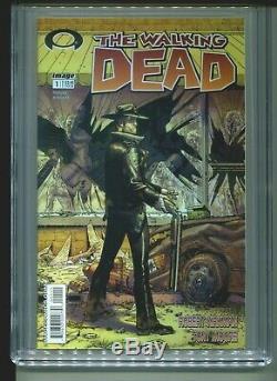 Walking Dead # 1 Cgc 9.8 (2003) Image Comics Robert Kirkman 1er Premier Rick Grimes