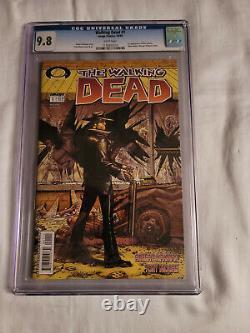 Walking Dead 1 Cgc 9,8. Première Apparition De Rick Grimes