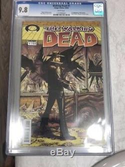 Walking Dead # 1 Cgc 9.8 Print 2003 Première