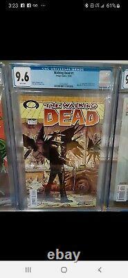 Walking Dead 1 Étiquette Noire Mature