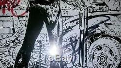 Walking Dead # 1 Variante Du 10e Anniversaire De La Cgc Ss 9.8 Signé X2 Par Kirkman & Moore