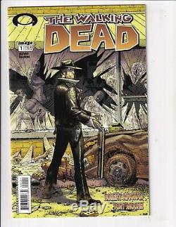 Walking Dead # 1 (image, 2003) 1er Impression, Haute Qualité, Ainsi Que Les Extras