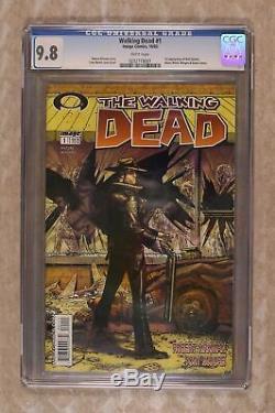 Walking Dead 1a 1er Impression Cgc 9.8 2003 0232778001