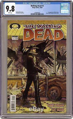 Walking Dead 1a 1er Impression Cgc 9.8 2003 1299497001