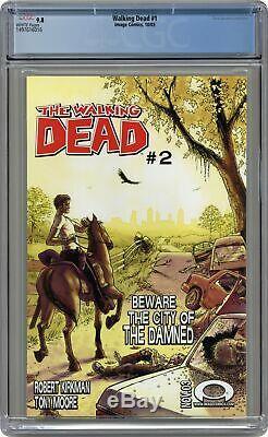 Walking Dead 1a 1er Impression Cgc 9.8 2003 1497616016