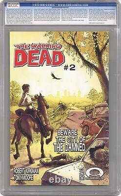 Walking Dead 1a 1ère Impression Cgc 9.8 2003 1203727001