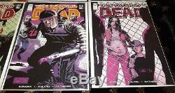 Walking Dead # 22-24, 27, 30 -32, 34 Et Lot 1er Aspect De La Governer