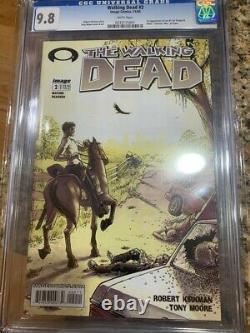 Walking Dead 2 Ccg 9.8 Wp 1 St Lori, Carl Et Glen