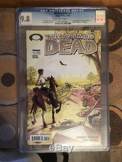 Walking Dead # 2 Cgc 9.8