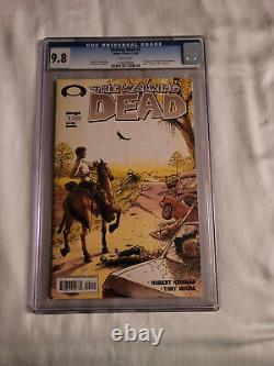 Walking Dead 2 Cgc 9,8. Première Apparition De Lori Et Karl Grimes