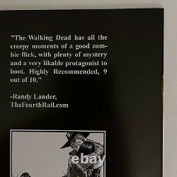 Walking Dead 3 1ère Apparition Andrea & Carol 1ère Impression (2003, Image Comics)