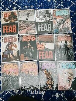 Walking Dead Comic Lot 200+ Nm 8-167