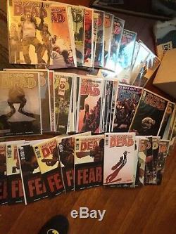 Walking Dead Comic Lot 53-191 Questions D'actualité