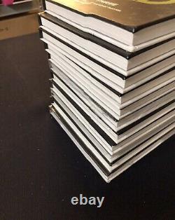 Walking Dead Hardcover Lot Books Un À DIX