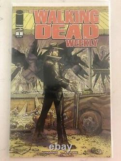 Walking Dead Hébdomadaire 1-52 Nm Complete