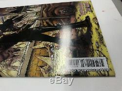 Walking Dead Issue 1 (l'image 2003) 1er Rick Grimes De La Première Impression! Kirkman Mint