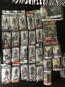 Walking Dead Lot Collection (comprend Des Livres, Des Chiffres, Des Ensembles)