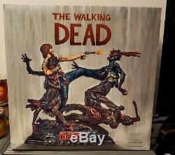 Walking Dead Mcfalane Rick Grimes Statue