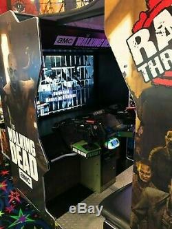 Walking Dead Video Arcade Game Machine Équipement. Grande Condition De Travail