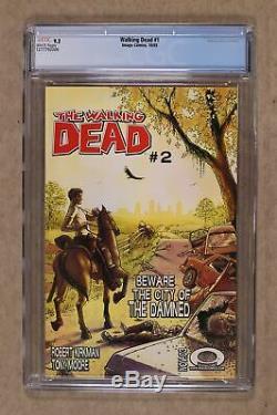 Walking Dead (image) 1a 2003 1ère Impression Ccg 9.2 1277792006