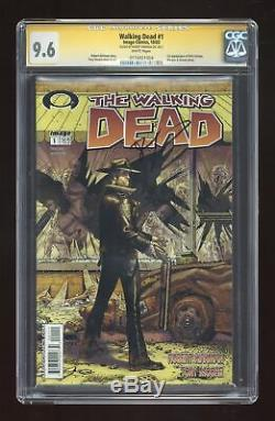 Walking Dead (image) 1a 2003 1ère Impression Cgc 9.6 Ss 0174921004