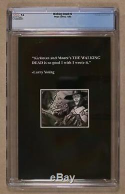 Walking Dead (image) # 2a 2003: Première Impression Cgc 9.6 1253858001