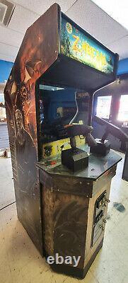 Zombie Raid Full Size Arcade Shooting Game Fonctionne! Jeu De Walking Dead Zombie